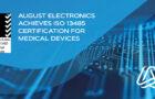 AEI_ISO13485-certification-1